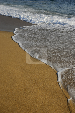 Beach stock photo, Wave at the beach by Rui Vale de Sousa