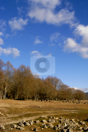 Landscape stock photo, Autumn landscape in the north of spain by Rui Vale de Sousa