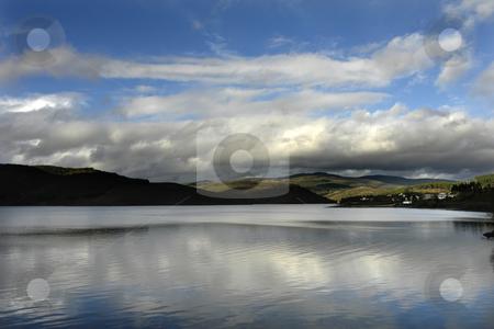 Lake stock photo, Azores furnas lake at sao miguel island by Rui Vale de Sousa