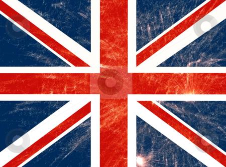 England stock photo, United kingdom england flag ilustration, computer generated by Rui Vale de Sousa
