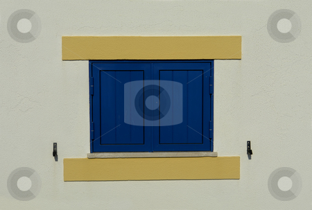 Window stock photo, House detail by Rui Vale de Sousa