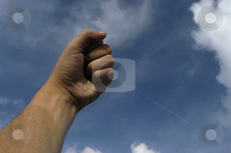 Hand stock photo, Closed hand by Rui Vale de Sousa