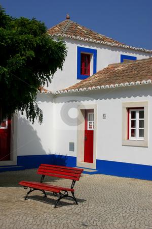 House stock photo, Portuguese house details by Rui Vale de Sousa