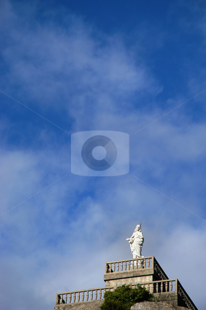 Statue stock photo, Jesus statue by Rui Vale de Sousa