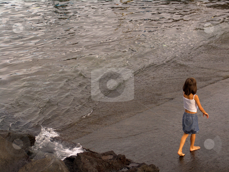 Child stock photo, Child playing by Rui Vale de Sousa