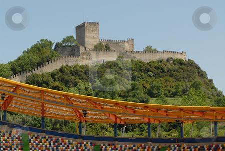 Castle stock photo, Stadium castle by Rui Vale de Sousa