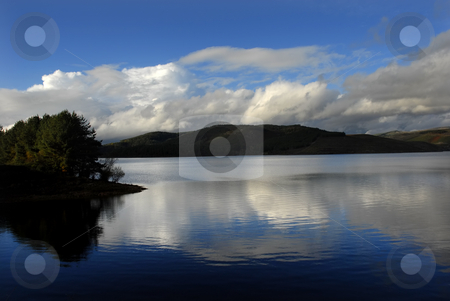Lake stock photo, Azores furnas lake at sao miguel island by Rui Vale de Sousa