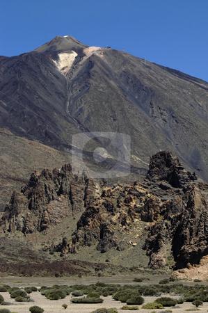 Mountains stock photo, Mountains of tenerife by Rui Vale de Sousa