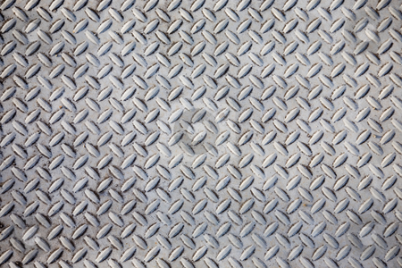 Metal Background Texture stock photo, A close up on an industrial metal background texture. by Travis Manley