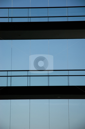 Modern stock photo, Modern building detail by Rui Vale de Sousa