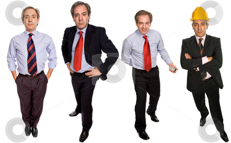 Four stock photo, Four diferent pictures of the same model by Rui Vale de Sousa