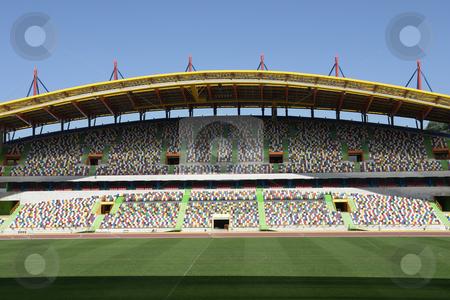 Stadium stock photo, Portuguese stadium of the euro by Rui Vale de Sousa