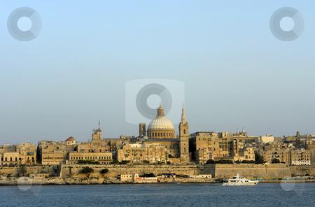 Valleta stock photo, Ancient architecture of malta island, la valleta by Rui Vale de Sousa