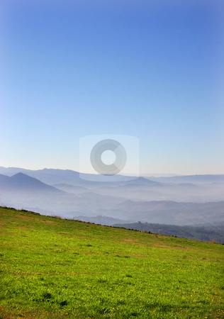Landscape stock photo, Mountain landscape in the north of portugal by Rui Vale de Sousa