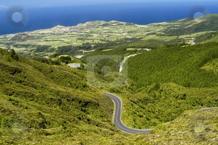 Landscape stock photo, Azores landscape by Rui Vale de Sousa