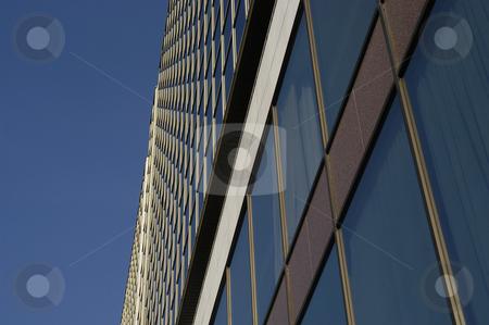 Modern stock photo, Prague modern building by Rui Vale de Sousa