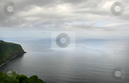 Ocean stock photo, Azores coastal view by Rui Vale de Sousa