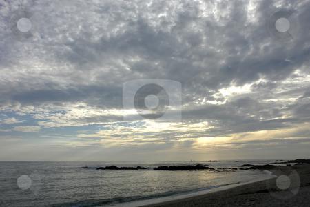 Beach stock photo, Beach at dawn by Rui Vale de Sousa
