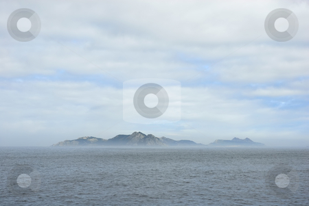 Islands stock photo, Islands of Cies in the north of spain by Rui Vale de Sousa