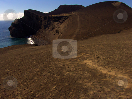 Land stock photo, Land and ocean by Rui Vale de Sousa