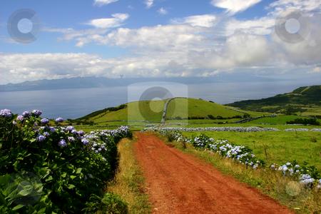 Azores stock photo, Azores landscape by Rui Vale de Sousa