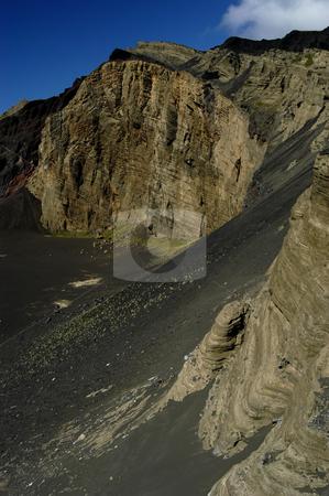 Cliff stock photo, Mountain cliff by Rui Vale de Sousa