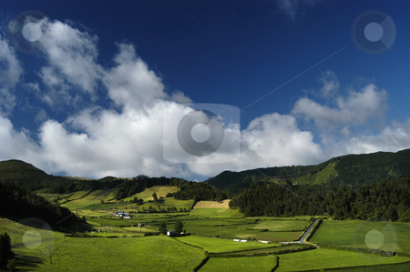 Land stock photo, Azores landscape by Rui Vale de Sousa