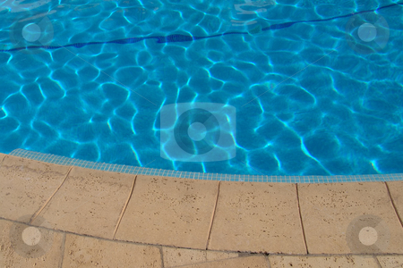 Water stock photo, Swimming pool water by Rui Vale de Sousa