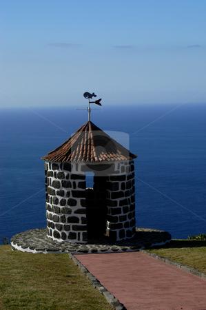 Windmill stock photo, Windmill in azores, portugal by Rui Vale de Sousa