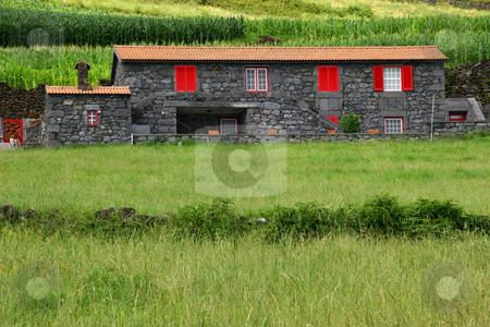 House stock photo, Farm house by Rui Vale de Sousa