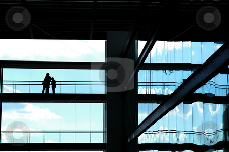 People stock photo, People silhouette by Rui Vale de Sousa