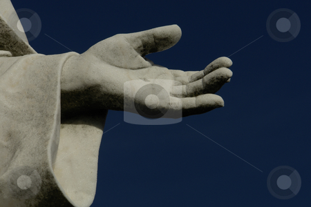 Hand stock photo, Statue hand by Rui Vale de Sousa