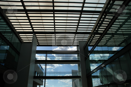 Modern stock photo, Building interiors by Rui Vale de Sousa