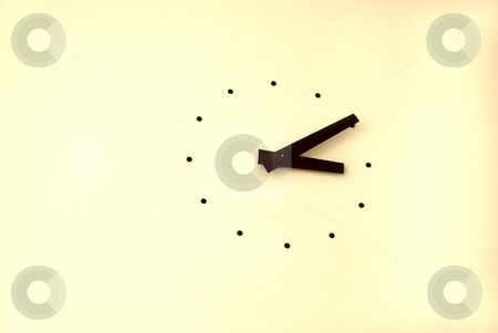 Hour stock photo, Wall clock by Rui Vale de Sousa