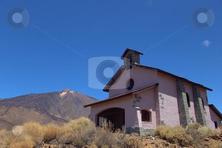 Church stock photo, Church on the mountains by Rui Vale de Sousa
