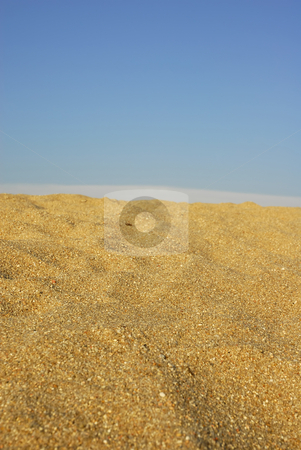 Dune stock photo, Sand dune and the by Rui Vale de Sousa