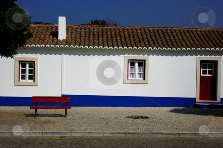 Houses stock photo, Typical house detail by Rui Vale de Sousa