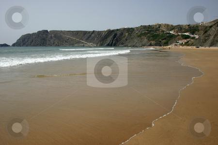 Beach stock photo, South portuguese beach by Rui Vale de Sousa