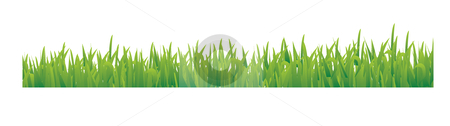 Grass stock vector clipart, This is a design element of grass by Veronika Pilatova