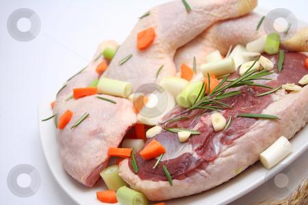 Fresh meat stock photo, Fresh meat by Yvonne Bogdanski