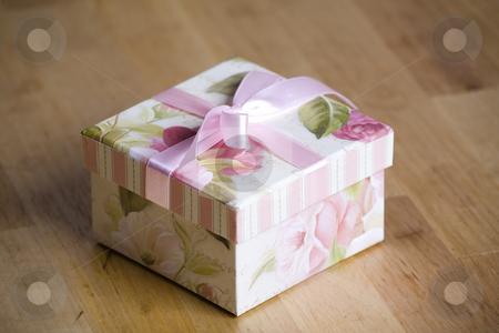 Gift box stock photo,  by Mikhail Egorov