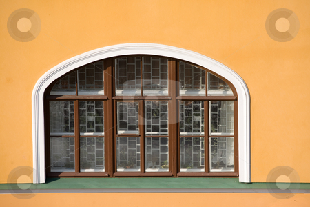 Window stock photo, Classic style window by Mikhail Egorov
