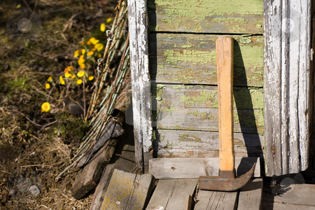 Hammer stock photo,  by Mikhail Egorov