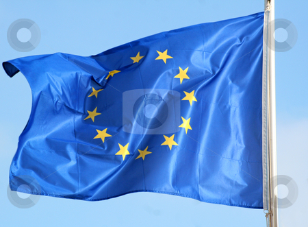 EU stock photo, A flag by Yvonne Bogdanski