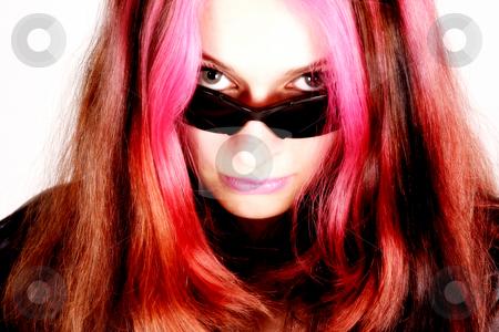 Cool stock photo, Young woman by Yvonne Bogdanski