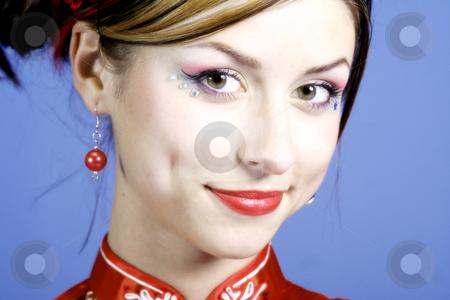 Young woman stock photo, Young woman by Yvonne Bogdanski