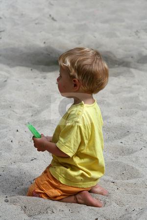 Summer stock photo, On the playground by Yvonne Bogdanski