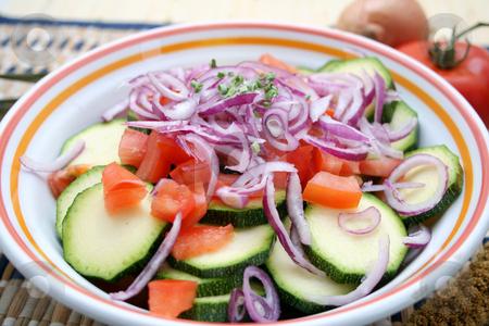 Fresh vegetables stock photo, Fresh vegetables by Yvonne Bogdanski
