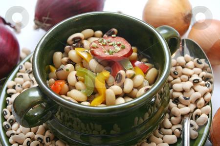 A stew  stock photo, A stew of beans by Yvonne Bogdanski