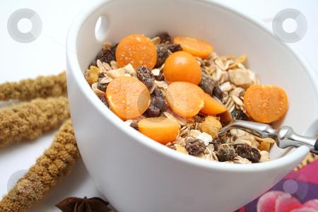 Fresh breakfast stock photo, Fresh breakfast by Yvonne Bogdanski